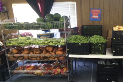 Public Pantries Brazos Valley Food Bank